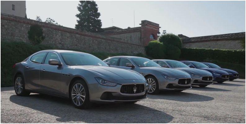 Maserati Ghibli Evo Diaries Harry Metcalfe
