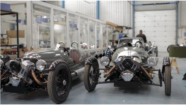 Morgan Factory Tour DRIVE Featured