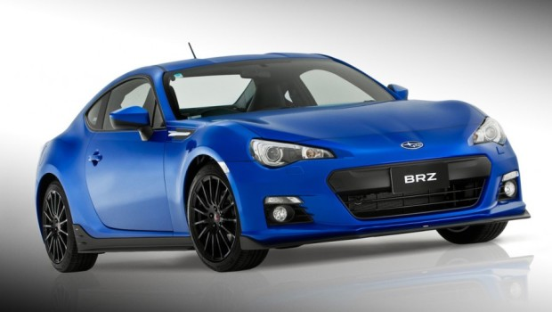 Subaru BRZ S Featured