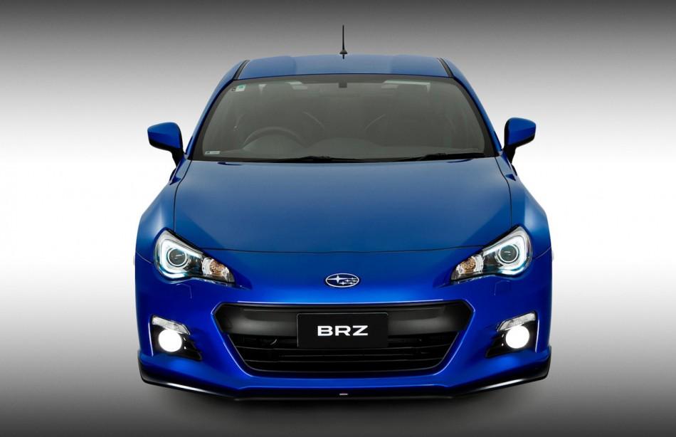 Subaru BRZ S Front