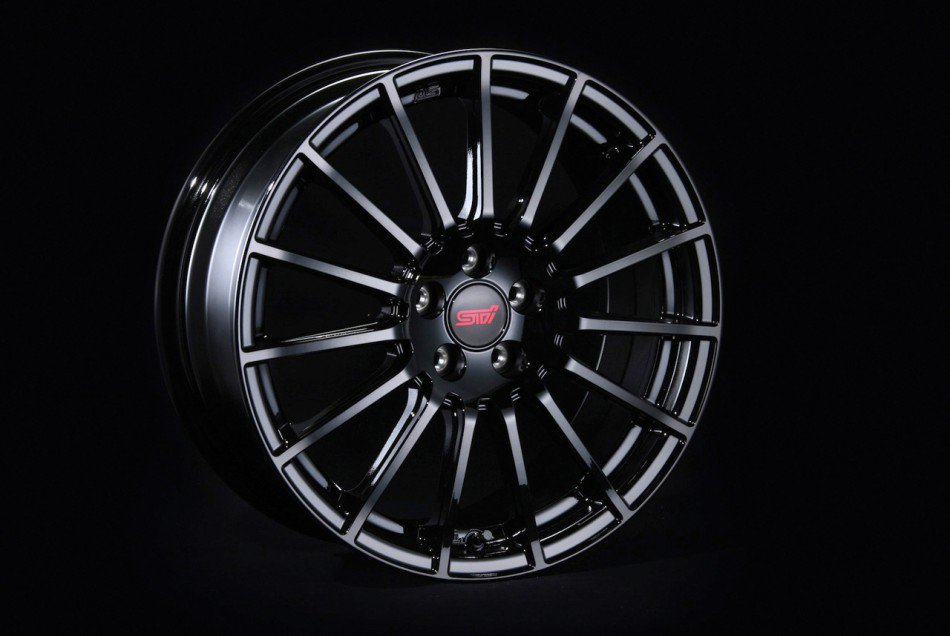 Subaru BRZ S Wheels
