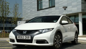 Honda Civic 1.6 i-DTEC EX Featured