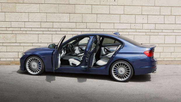 Alpina D3 Profile