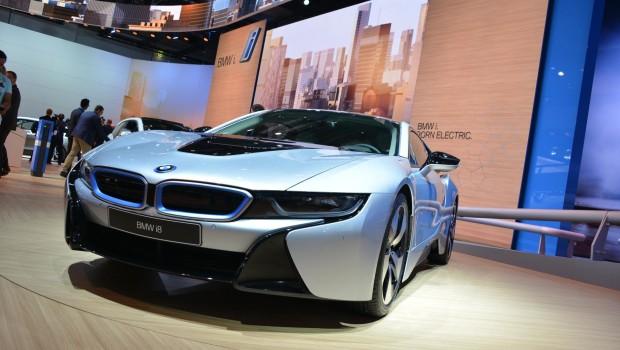 BMW i8 V10