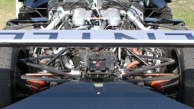 Bentley Speed 8 Salon Prive