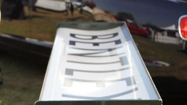 Bentley Speed 8 Wing Salon Prive