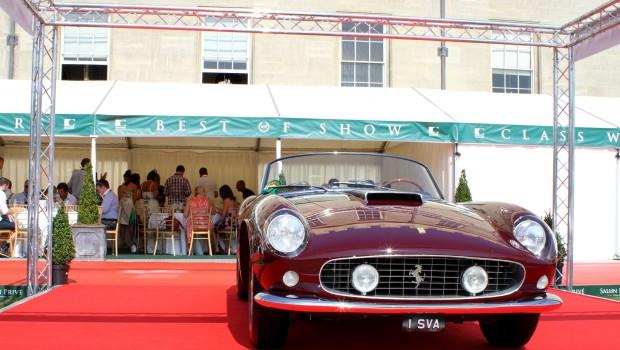 Ferrari 275 GTB Salon Prive