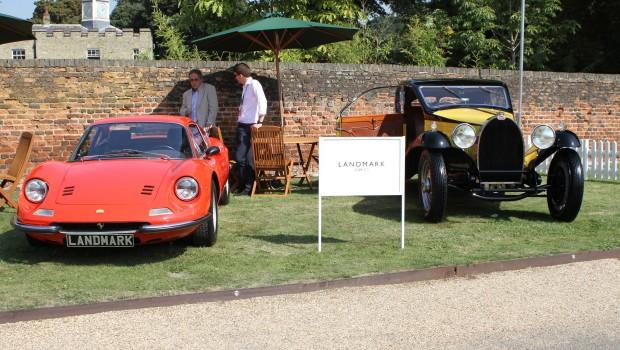 Ferrari Dino Salon Prive