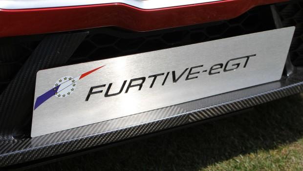 Furtive eGT Plate Salon Prive
