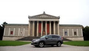 Honda CR-V Featured