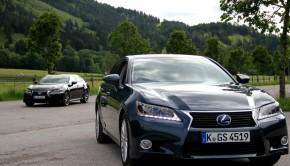 Lexus GS Featured