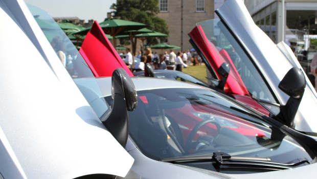 McLaren 12C Salon Prive