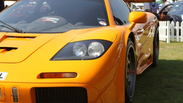 McLaren F1 Salon Prive