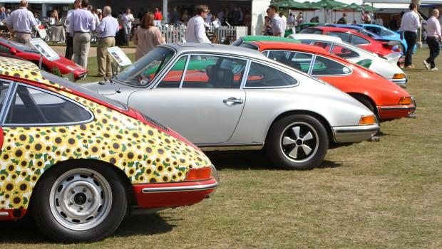 Porsche 911 Salon Prive