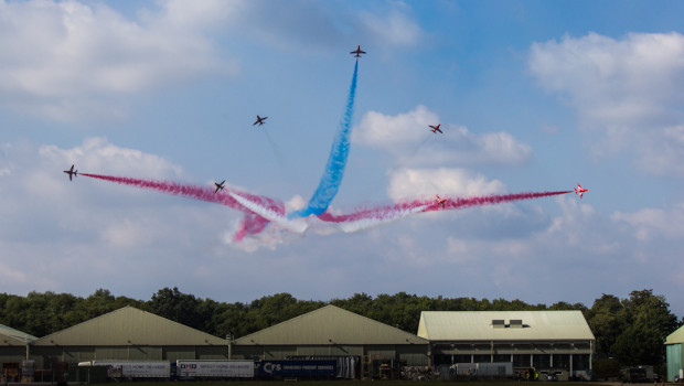Red Arrows Dunsfold
