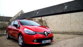 Renault Clio 0.9 Featured