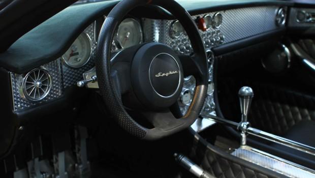 Spyker C8 Salon Prive