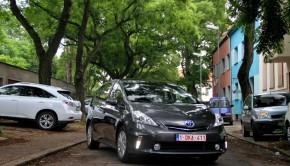Toyota Prius Plus Street Featured