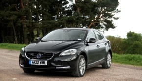 Volvo V40 D3 Featured