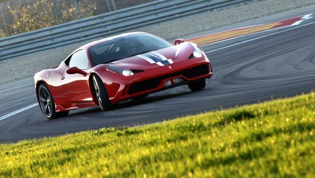 Ferrari 458 Speciale Evo Magazine