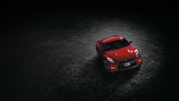 Nissan GTR 2014 2