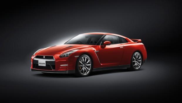 Nissan GTR 2014 Front