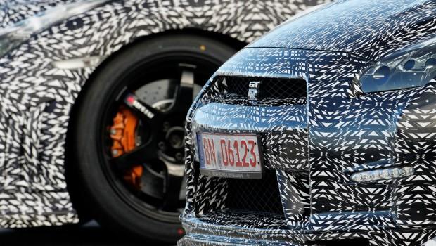 Nissan GTR 2014 Prototypes