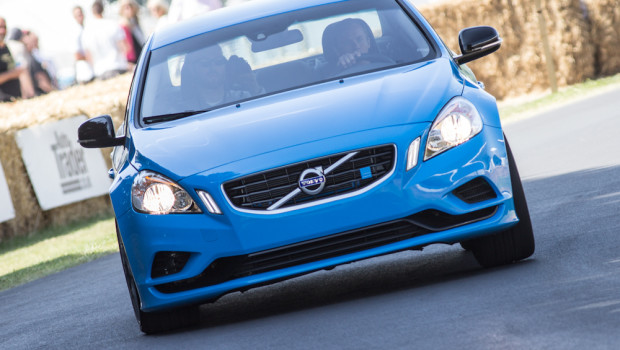 Volvo S60 Polestar Goodwood