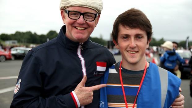 Chris Evans CarFest 2014