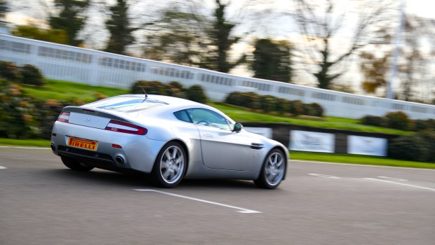 Aston Martin V8 Vantage Goodwood