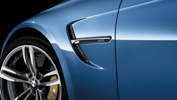 BMW M3 2014 Badge