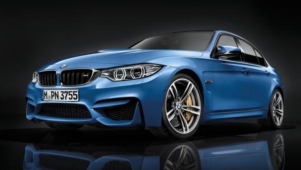 BMW M3 2014 Front