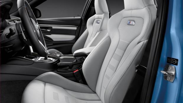 BMW M3 2014 Interior 2