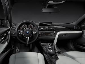BMW M3 2014 Interior