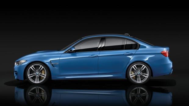 BMW M3 2014 Profile