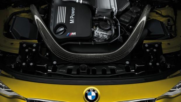 BMW M4 2014 Engine