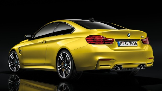 BMW M4 2014 Exhaust