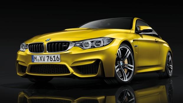 BMW M4 2014 Grille