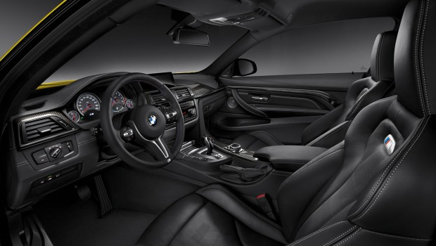 BMW M4 2014 Interior 2