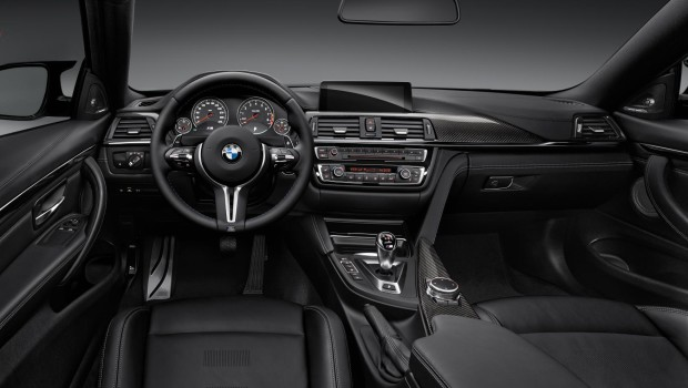 BMW M4 2014 Interior