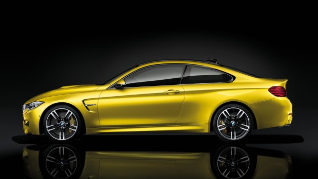 BMW M4 2014 Profile