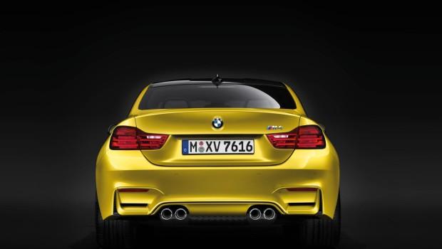 BMW M4 2014 Rear