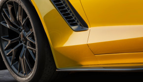 Chevrolet Corvette Stingray ZO6 Teaser