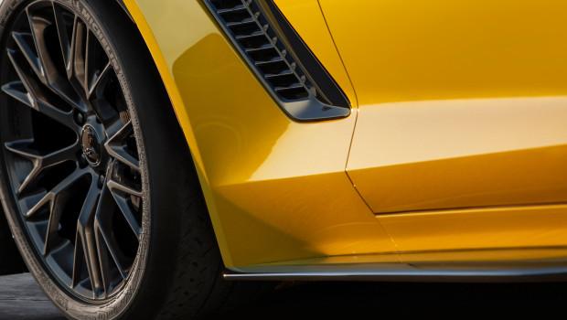 Chevrolet Corvette Stingray ZO6 Teaser