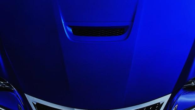 Lexus IS-F 2014
