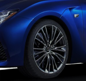 Lexus IS-F 2014 Detroit