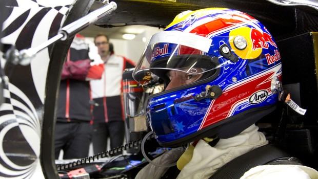 Mark Webber Porsche LMP1 Test