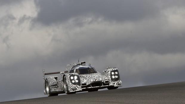 Mark Webber Porsche LMP1 Test Portimao