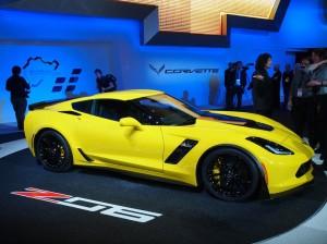 Corvette C7 ZO6 Detroit