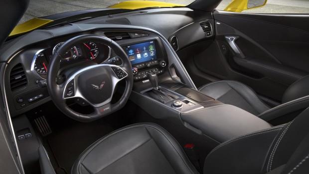 Corvette ZO6 2015 Interior